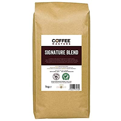 Coffee Masters Signature Blend Coffee Beans