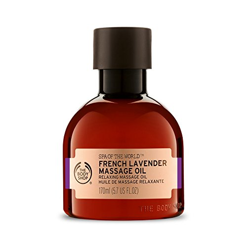 The Body Shop Body oil Polynesian aceite de masaje de lavanda francesa 170 ml
