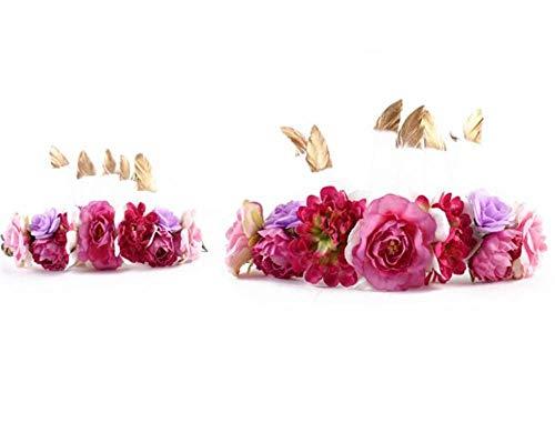 A Smile Home - Chapeau - Bébé (fille) - Rose - taille unique