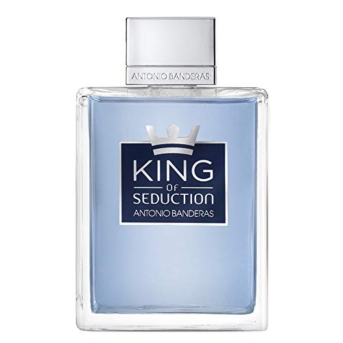 Antonio Banderas King Of Seduction Edt Vapo 200 Ml 200 ml