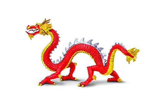 Safari Dragon Chinois à Cornes