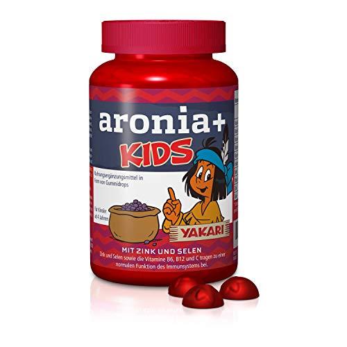 aronia+ KIDS Gummidrops, 60 St. Gummidrops