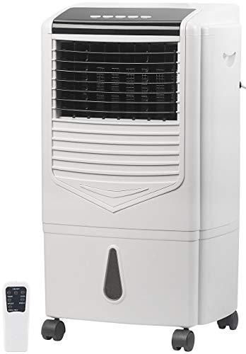 Sichler Haushaltsgeräte Luftbefeuchter: Verdunstungs-Luftkühler mit Oszillation und Timer, 15 Liter, 70 Watt (Klimageräte ohne Schlauch)
