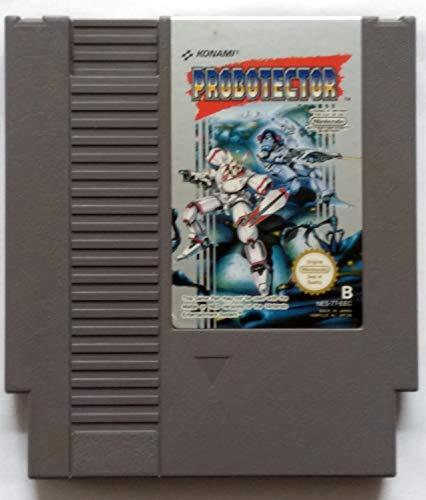 Probotector [Nintendo NES]