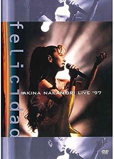 中森明菜 live '97 felicidad(期間限定盤)[DVD]