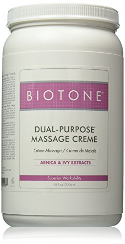 Biotone Dual-Purpose Massage Creme, 68 Ounce