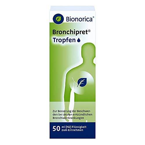 Bionorica Bronchipret Tropfen, 50 ml
