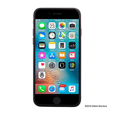 Apple iPhone 8, 64GB, Space Gray - Fully Unlocked (Renewed)