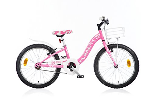 Bicicletta Bambina Dino Bikes Aurelia Smarty 20 Pollici Fucsia