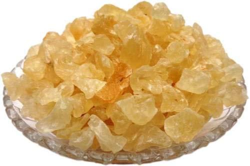 GEOPONICS SEED Gond Katira - (400Grm) adragante - Kathila Gum - Kathila Gond - Dink Katora - Gaund Kani - Gum commestibile - Gaund - Gondh Katira Seed (500 per pacchetto)