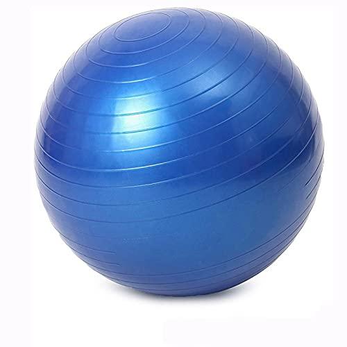 BANLV 2 Piezas Deportes Pelota de Yoga Pilates Fitness Gym Ejercicio de Equilibrio Pilates Fitness Pelota de Masaje 45 cm 55 cm 65 cm 75 cm 45 cm