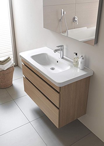 Duravit 2320800000 Lavabo Mueble Durastyle 800mm Blanco