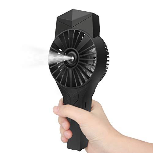 Dr. Prepare Handheld Misting Fan, Portable Mini Mist Fan, Personal...