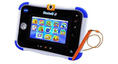 Vtech–3480–158.837–Storio 3S, Tablet Lernspielzeug für Kinder, Wireless