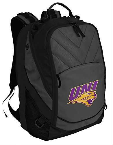 Broad Bay Best University of Northern Iowa Backpack Laptop Computer Bag