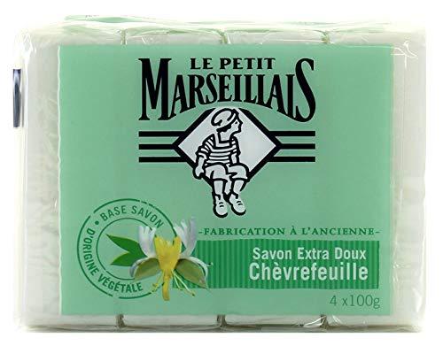 Le Petit Marseillais Seife, 4 x 100 g