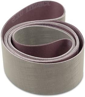 3M Trizact 1 X 30 Inch Sanding Belts, A6 (P2500) Grit, 3 Pack