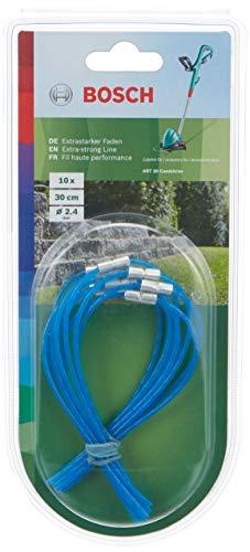 Bosch Home and Garden F016800182 Bosch Hilo para ART30 Combitrim, Azul, 30cm