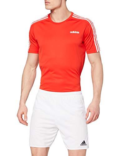 adidas Herren Shorts Mit Innenslip Parma 16, White/Black, S, AC5255