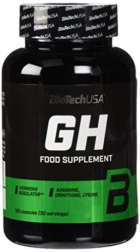 BioTechUSA GH Hormona Regulador 600 Cápsulas 1200 g