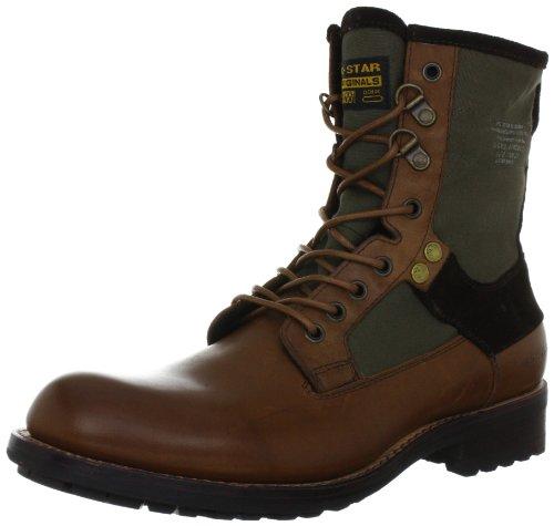 G-Star Footwear Marker Mix, Boots Homme - Marron (Brown), 42 EU