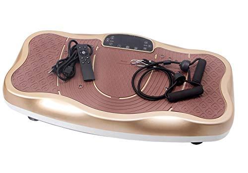 ZEN SHAPER Plataforma Fitness (modelo 2021) - Tabla de Acondicionamiento corporal estético - Altavoces y música por Bluetooth - Eliminación de grasa y estimulación de la elasticidad muscular