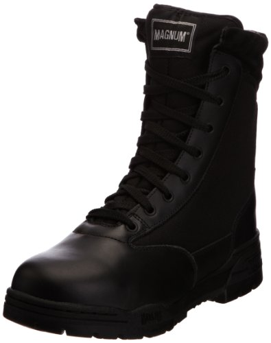 Magnum Herren Regular Combat Boots, Schwarz (Black 002), 43