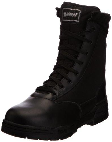 Magnum Unisex-Erwachsene Regular Combat Boots, Schwarz (Black 002), 42 EU
