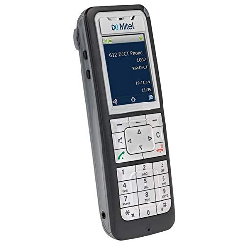 Mitel 50006866 v2 612d Mobilteil, Komfort-DECT-Systemtelefon