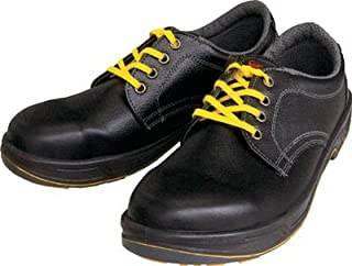 シモン/シモン 静電安全靴 短靴 SS11黒静電靴 28.0cm(3241700) SS11BKS-28.0 [その他]