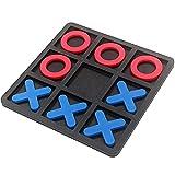 Tic Tac Toe Travel Game Board Spiel Tic Bug Toe Pädagogisches Spielzeug für Kinder aller Altersgruppen X und O Reisen Spiel