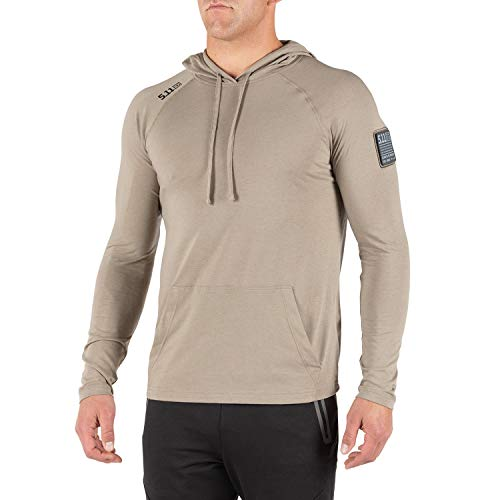 5.11 Tactical Cruiser Perf Pullover Hoody Gr. XL, stone