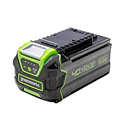 GreenWorks 29472 G-Max battery