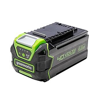 Greenworks 40V 4Ah Non-USB Battery 29472