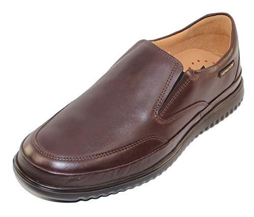 Mephisto Men's Twain Loafers Dark Brown 10.5 M US