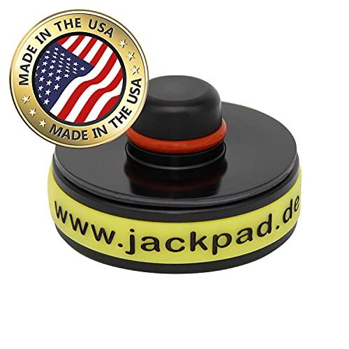 Original jackpad® Tesla Model 3 Wagenheber Adapter Low Profile !!! Kein Gummiadapter !!!