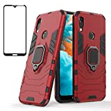 Casebuff for Huawei Y6 2019 Case and Screen Protector –