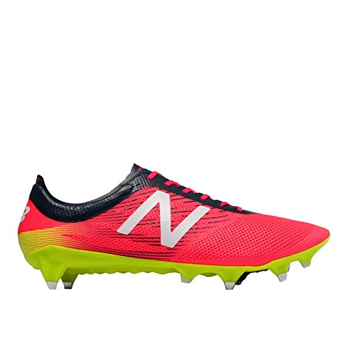 New Balance Mens Gents Football Soccer Furon 2.0 Pro Soft Ground Boots - Red - 10