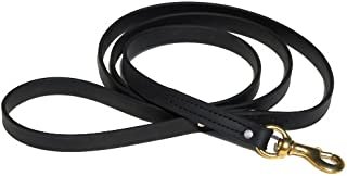 Signature K9 Biothane Leash, Black