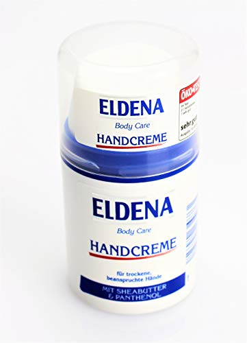 ELDENA Body Care Handcreme blau