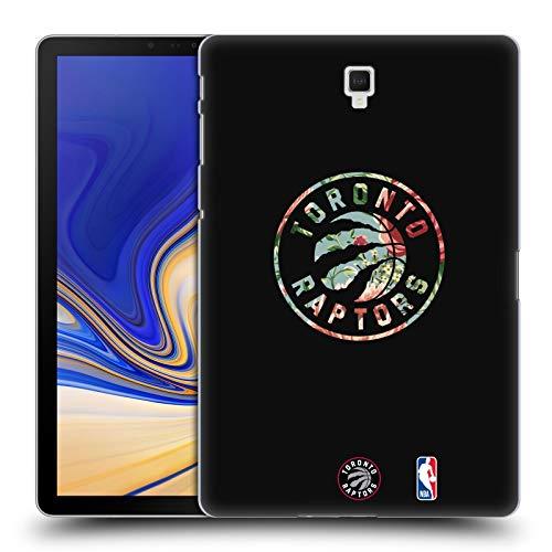 Head Case Designs Ufficiale NBA Floreale 2019/20 Toronto Raptors Cover Dura per Parte Posteriore Compatibile con Galaxy Tab S4 10.5 (2018)
