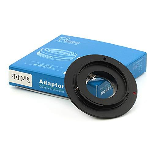 Pixco PTX110-M4 / 3 Traje adaptador de lentes para Pentax 110 PTX110 lente para adaptarse a las Micro cuatro tercios de la cámara 4/3