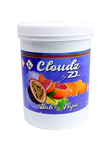 Cloudz by 7Days Bob\'s Papa - Dampfsteine Inhalt: 0,50 kg (1kg / 49,80€)