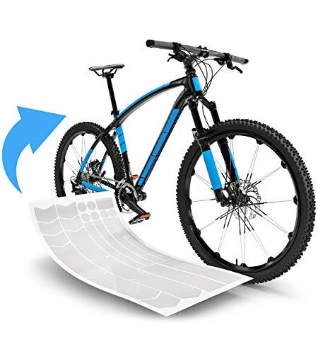 Blackshell -  Fahrrad Schutzfolie