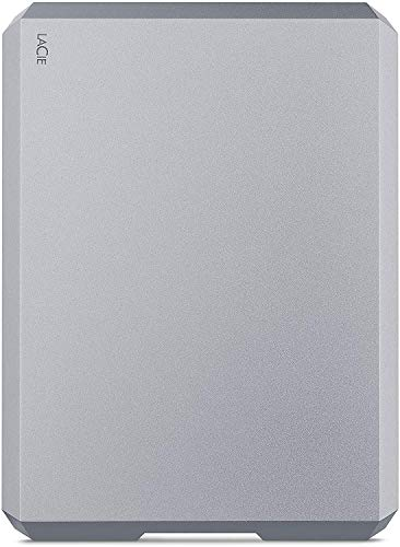 LaCie Mobile SSD Externe SSD 500GB/1TB/2TB für PC und Mac 2,5' bis zu 540MB/s, Kapazität:1.000GB (1TB)