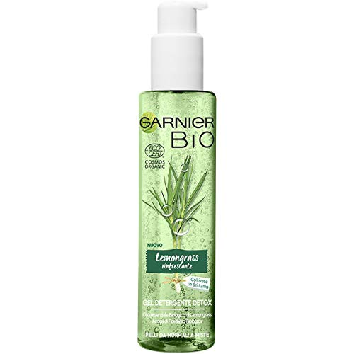 Garnier Bio Gel Detergente Lemongrass, 150ml