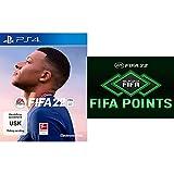 FIFA 22 - Standard Plus Edition (exklusiv bei Amazon.de) [Playstation 4] + FIFA 22 Ultimate Team - 1050 FIFA Points   PS4 (inkl. kostenlosem Upgrade auf PS5) Download Code - deutsches Konto