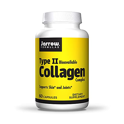 Jarrow Formulas Type II Collagen Complex 500 mg - 60 Capsules -...