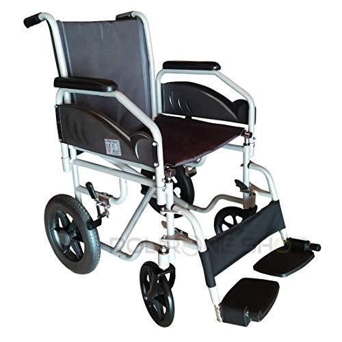 Polironeshop Satis silla ruedas plegable transito