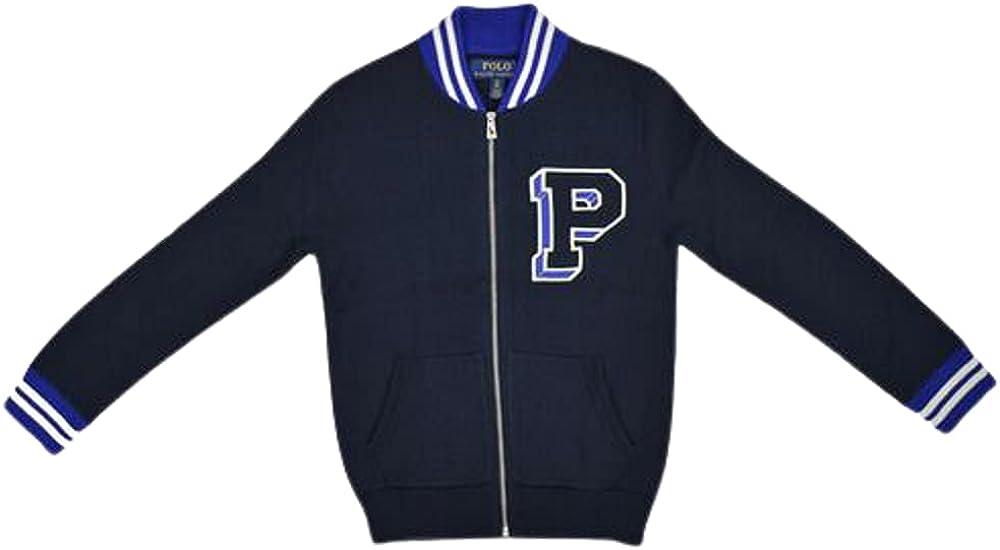 Polo Ralph Lauren Navy Boys Varsity Sweater, US 3T